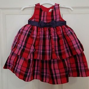 Baby girls size 9 months beautiful dress